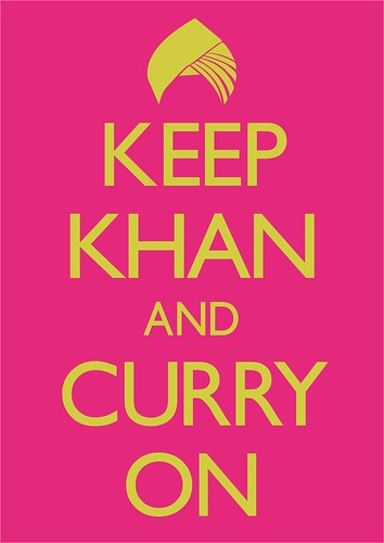 Keep Khan and Curry On | by philipharpr