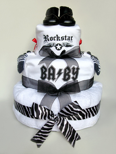 rockstar baby cake natasha flickr. Black Bedroom Furniture Sets. Home Design Ideas