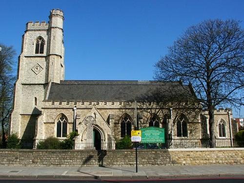 Permalink to St Barnabas Church