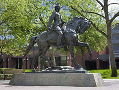 Anthony Wayne Statue | by g cobb