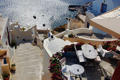 Oia, Santorini | by Kayla Clements Travel