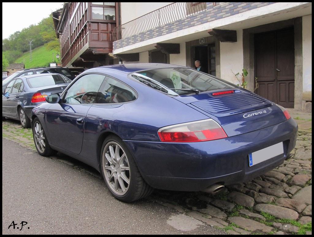 2006 Porsche 911 Carrera 4 996 Spanish Coches Flickr