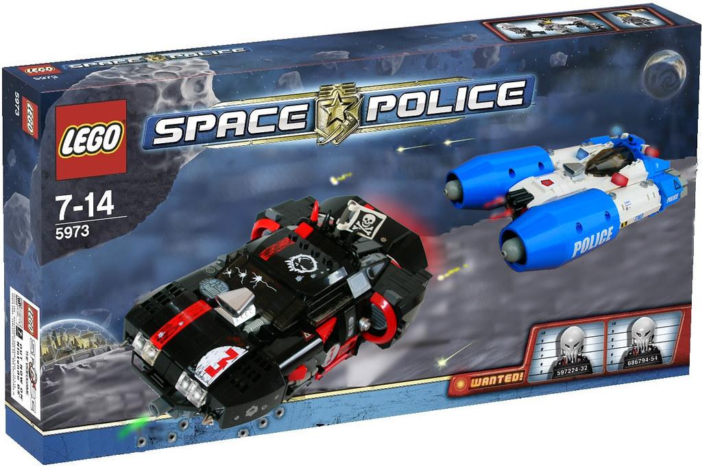 ... Lego 5973 MOC | by Mentalspagat