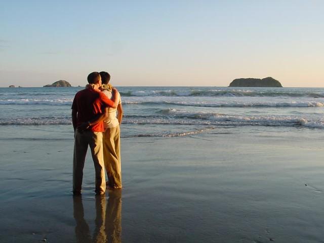 Playita Beach Manuel Antonio Puntarenas Costa Rica Wedding Travel By Michaelmatthews