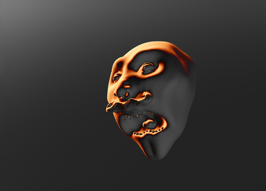 The Horror | Sculptris is my new favorite program ...