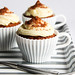 Milo Cupcakes with Condensed Milk Icing