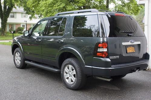 Explorer Car Rental