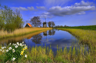 Mirrored Mill | by Peter Femto
