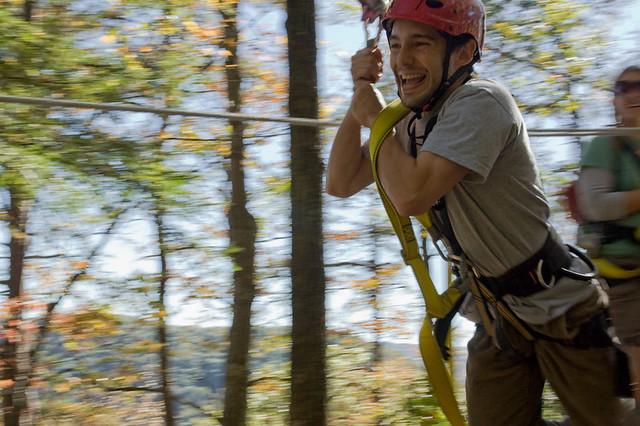 Zip Lining In West Virginia Is Always A Rush Ace Adventure Resort