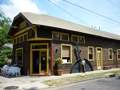 Atchafalaya Restaurant New Orleans
