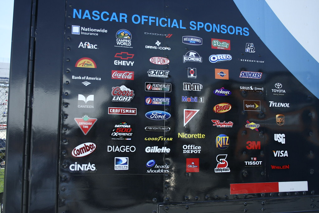 nascar sponsors the logos of all the nascar sponsors nascar logos and printables nascar logos cars
