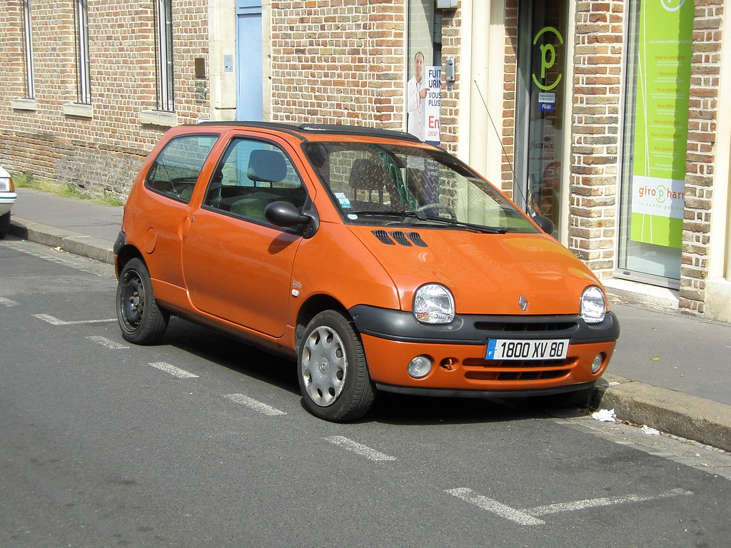 renault twingo orange gueguette80 d finitivement non voyant flickr. Black Bedroom Furniture Sets. Home Design Ideas