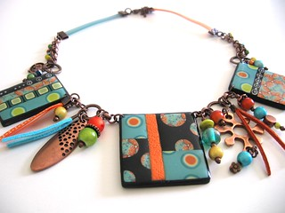 Spring necklace | by By IC