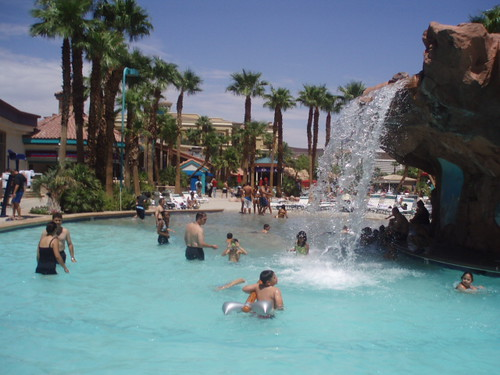 Hot fun in the summer time tours | by Little Visitors of Vegas