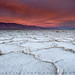 Badwater Burning - Death Valley National Park, California