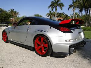 2007 Custom Nissan 350z Nismo This Car Fax Certified