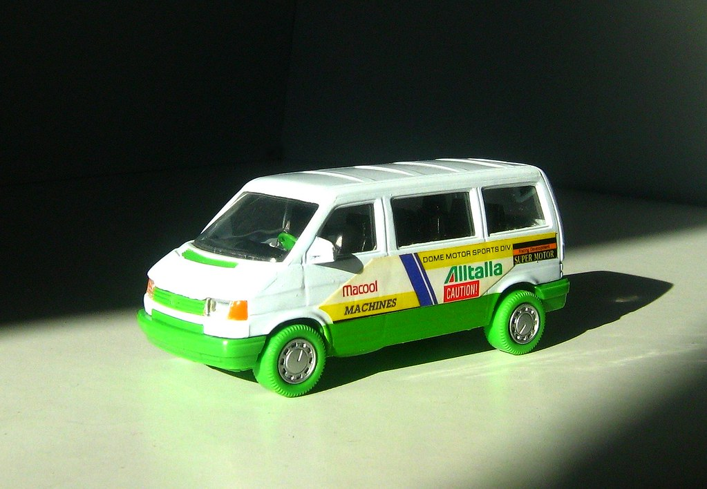 Die-Cast Volkswagen Transporter T4 (Known in North America… | Flickr