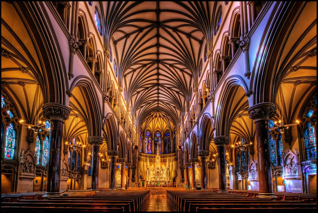 Catholic Churches St Louis City