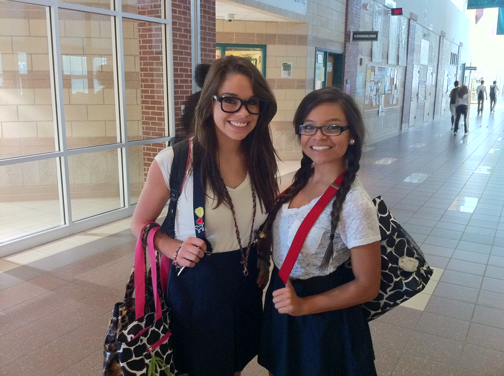 NERD DRESS UP DAY 9-24-10 036 | BHS_ANNOUNCEMENTS | Flickr
