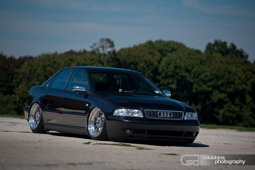 Paul S B5 Audi A4 On Polished 18 Quot Ccw Lm S 8528