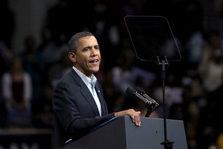 Barack Obama in Bridgeport | by WNPR - Connecticut Public Radio