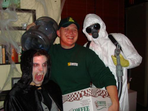 Bug Exterminator Halloween Costume