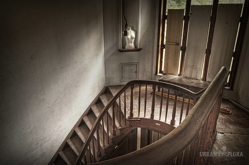 Stairway | by Eus Driessen photography