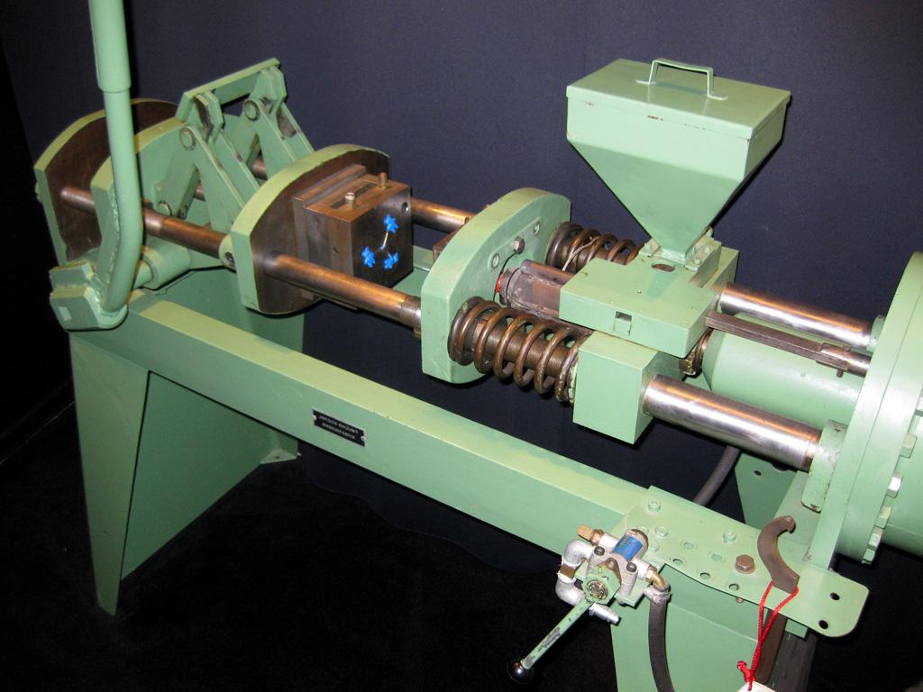 lego molding machine