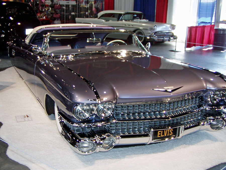 1959 Cadillac Eldorado Convertible | Elvis Sold at Barrett ...