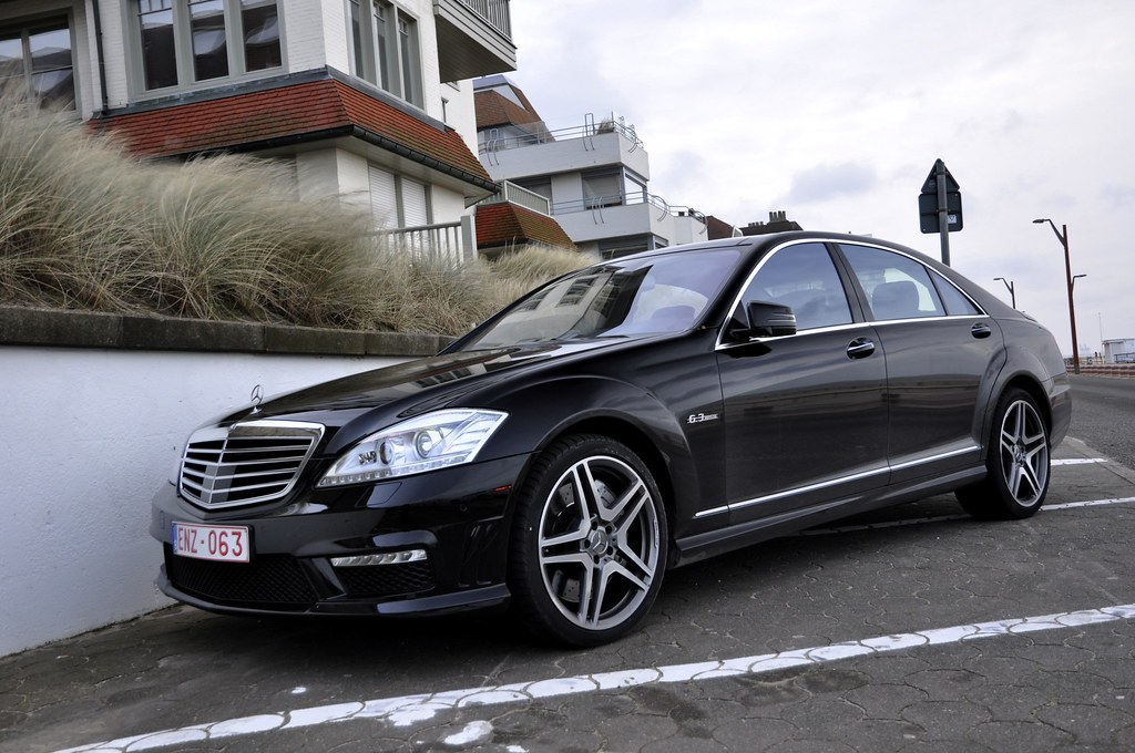 Mercedes benz s63 amg w221 2010 thomashannecart flickr for Mercedes benz of seattle
