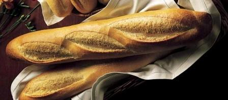 "19"" Whole Wheat French Loaf Bugget"