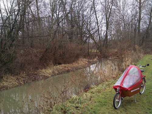 A midwinter box bike ride | by Mark Stosberg