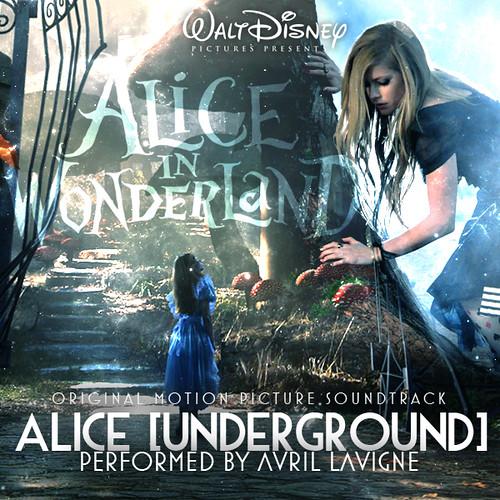 Avril Lavigne - Alice (Underground) [by SebastiaoMota ... Avril Lavigne Lyrics