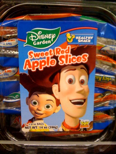 Disney Garden Sweet Red Apple Slices | by Paxton Holley