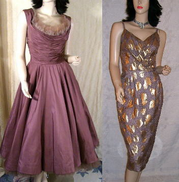 ... Wearitsatvintage Two Fantastic Vintage Ceil Chapman Dresses | By  Wearitsatvintage