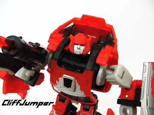Cliffjumper! | by Broken Forge Photography