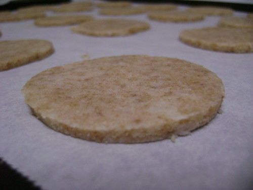 Rice Flour Shortbread Cookies, w/ Coconut Sugar | by Z's Cup of Tea
