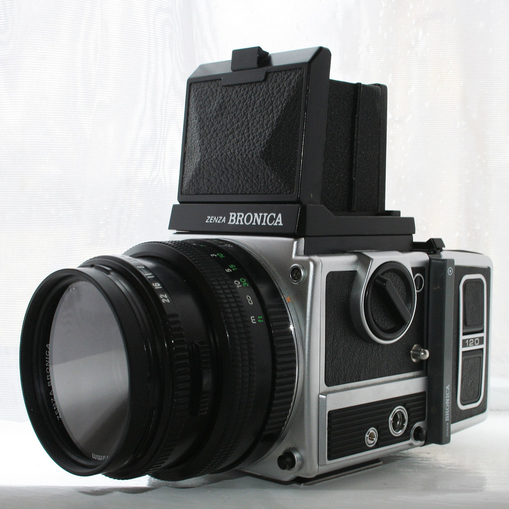 zenza bronica etrsi limit edition kit for sale for