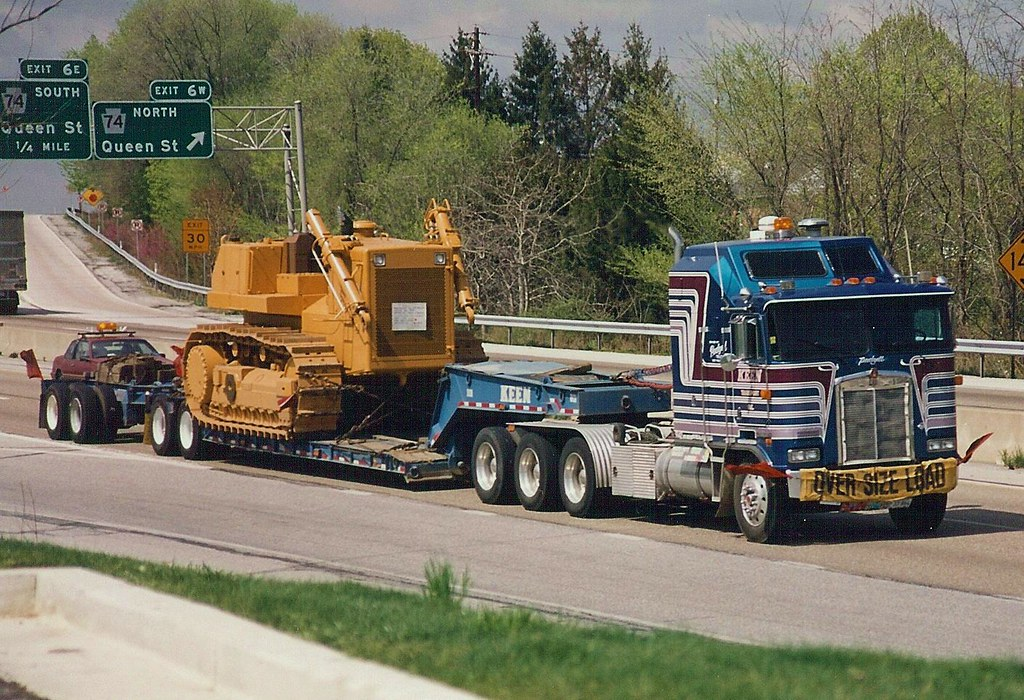Kenworth Quot Keen Quot Specialized Heavy Carrier With A Big