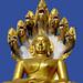 Buddha Protected by Naga King (Pang Nak Prok)