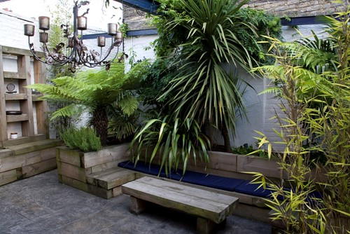The outside room garden by earth designs for Earth designs landscaping