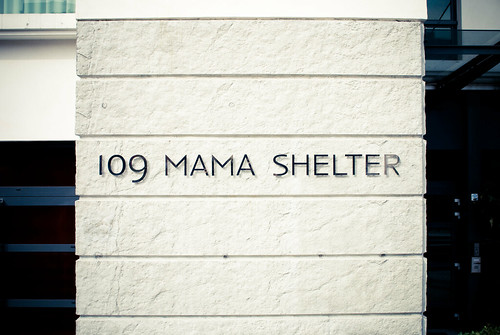 Mama Shelter | by Bee.girl