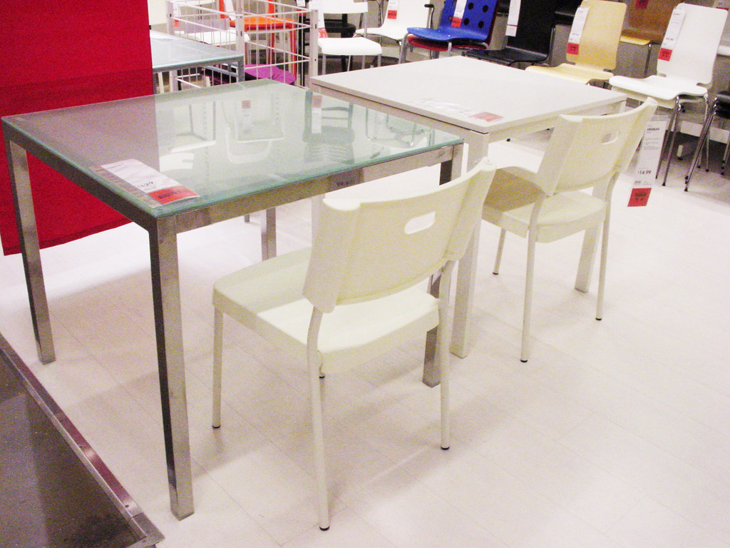 Ikea torsby table this table can be fitted with a white for Ikea table 9 99