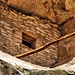 Bird House Ruin ~ Close up view
