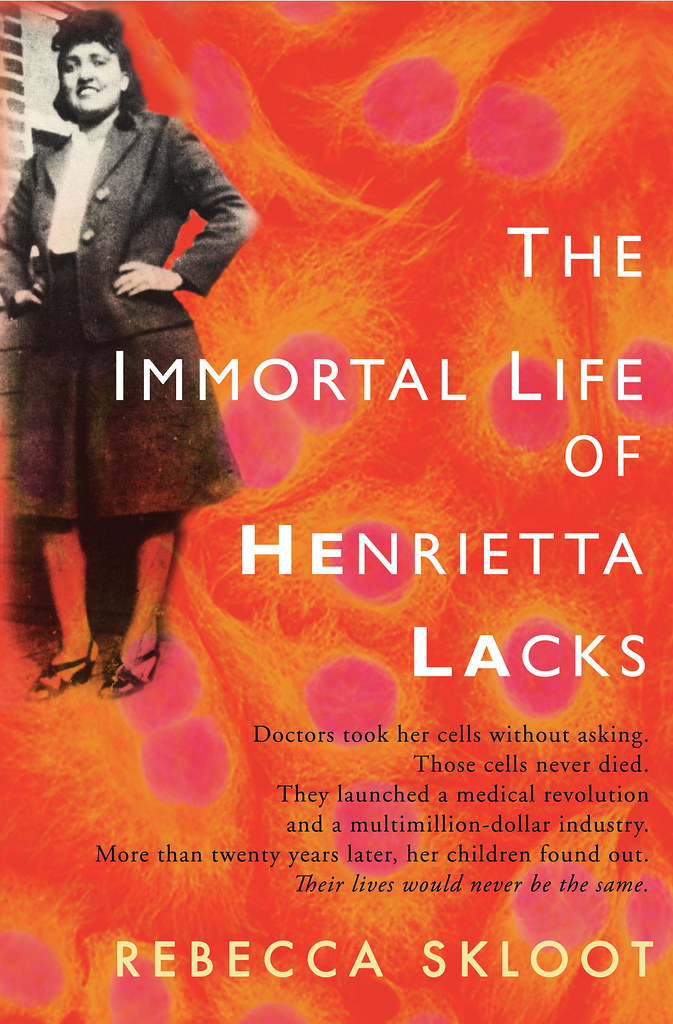 Image result for the immortal life of henrietta lacks