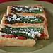 Asparagus, Tomato & Feta Cheese Puff Pastry Tart Recipe