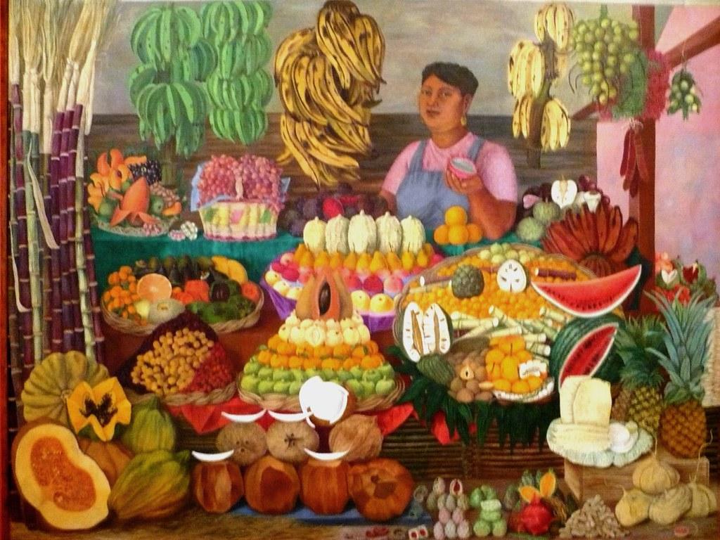 La vendedora de frutas parte 6 - 4 2