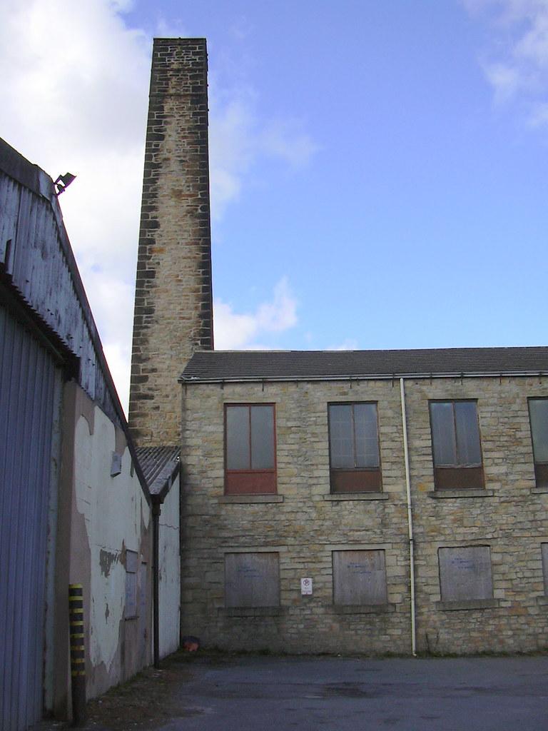 William Pownall Amp Sons Ltd Spenbrook Mill Newchurch In Pe
