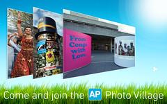 The AP Photo Village by artspro