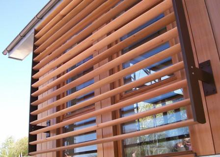 Timber Solar Shading Nationwide Louvre Company Are Able
